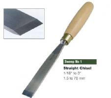 Straight Chisel (Sweep No.1)